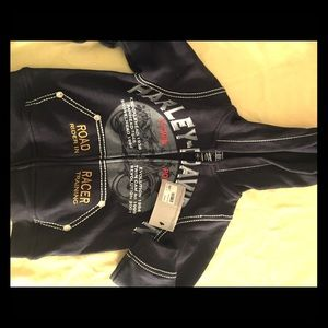 Harley-Davidson 24 months baby sweat suit